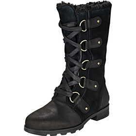 Sorel Emelie Lace Boots Women black